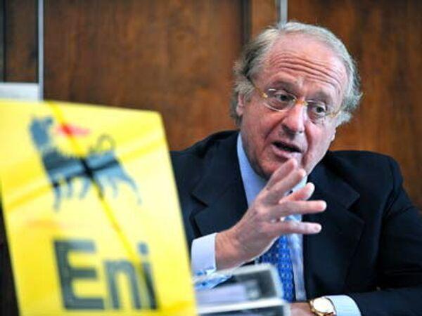 Итальянская компания Eni