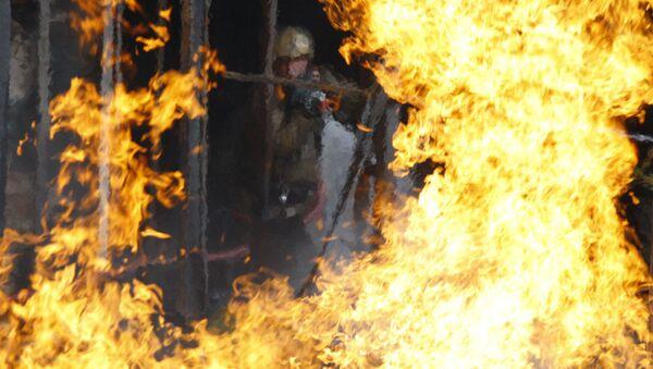 Пожар. Архив