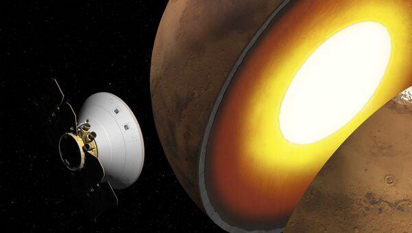 Миссия InSight к Марсу. Архивное фото