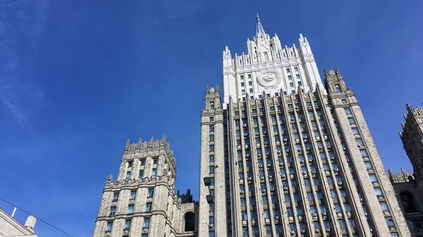 МИД оценил идею американских сенаторов о высылке российских дипломатов