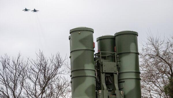 Зенитный ракетный комплекс