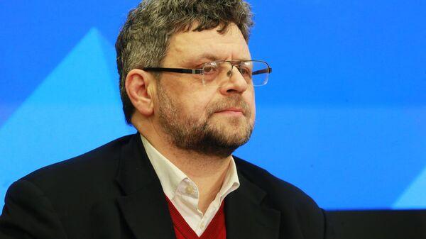 Врио ректора, председатель приемной комиссии Московского государственного психолого-педагогического университета (МГППУ) Аркадий Марголис