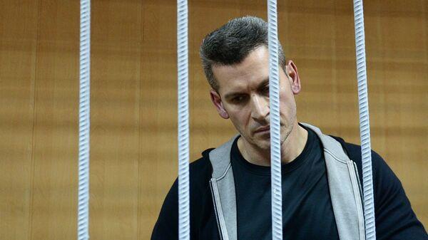 Совладелец и председатель совета директоров группы Сумма Зиявудин Магомедов в суде
