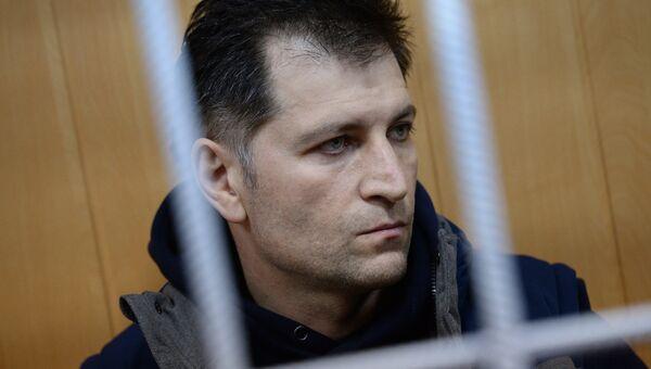 Магомед Магомедов в Тверском районном суде. Архивное фото