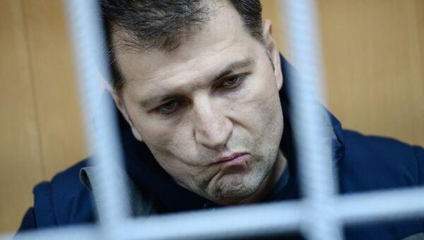 Магомед Магомедов в Тверском районном суде