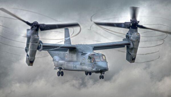 Конвертоплан Bell Boeing V-22 Osprey