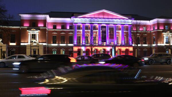 Государственный центральный музей современной истории России в Москве