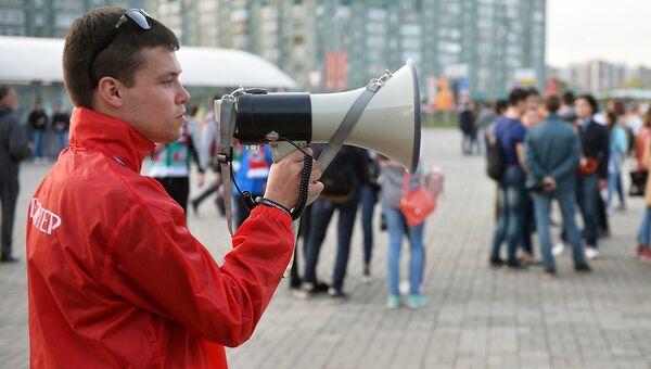 Московские спасатели научат городских волонтеров действовать в условиях ЧС