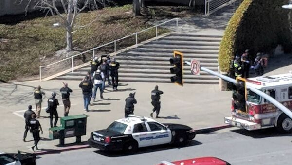 Стрельба в штаб-квартире YouTube в Калифорнии. 3 апреля 2018 года