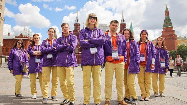 Москва подготовит 6 тысяч городских волонтеров к ЧМ-2018