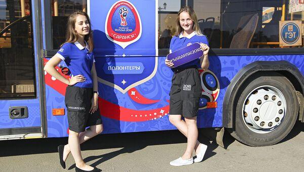 Городские волонтеры Саранска прошли обучение к ЧМ-2018