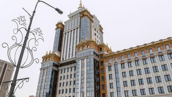Мордовский государственный университет имени Н.П. Огарева в Саранске