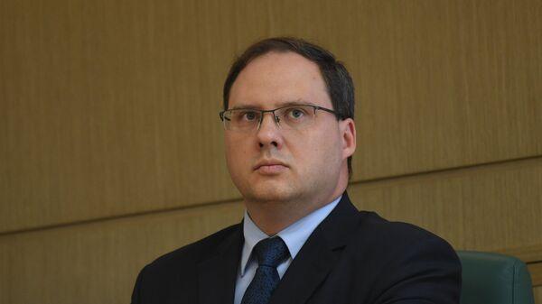 Заместитель министра экономического развития РФ Алексей Груздев