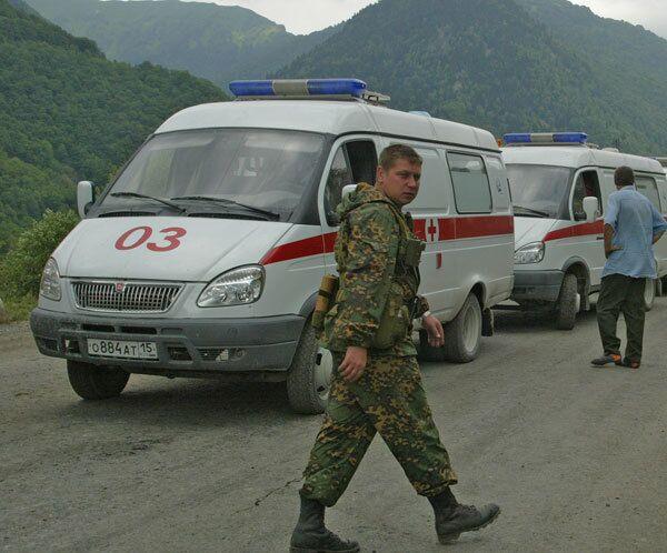 Скорая помощь в Цхинвали