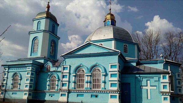Успенский храм в селе Птичья Ровенского района. Архивное фото