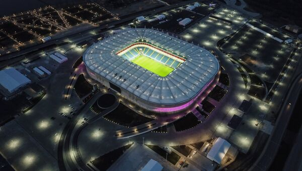 Футбольный стадион Ростов Арена