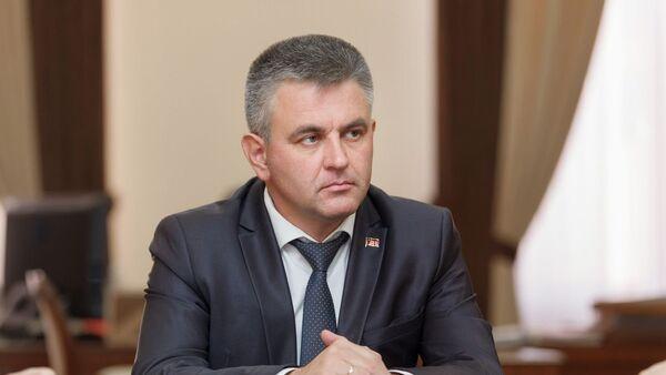 Президент Приднестровской Молдавской республики Вадим Красносельский