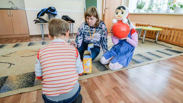 Детские дома Московской области приглашают волонтеров