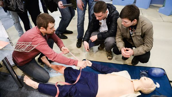 Состоялся первый выпуск школы волонтеров-медиков в Нижегородской области