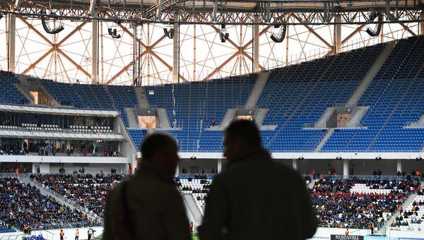 Более тысячи волонтеров помогли в организации тестовых матчей ЧМ-2018