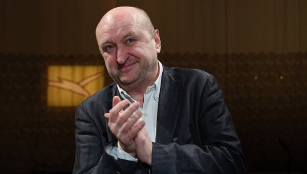Председатель жюри премии режиссер Сергей Женовач. Архивное фото