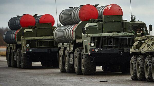 Зенитно-ракетные комплексы ПВО С-300