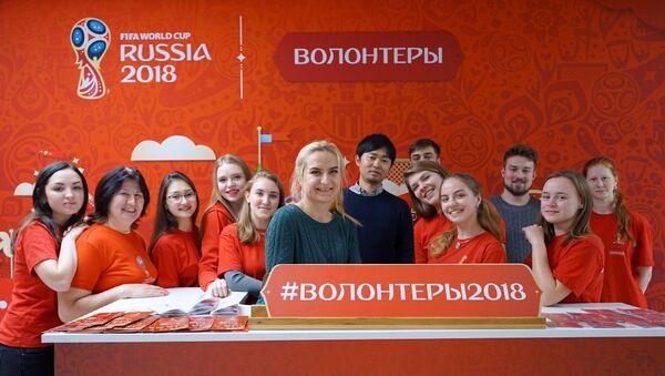 Ида Ступина: Когда предложили стать волонтером ЧМ-2018, не раздумывала ни секунды
