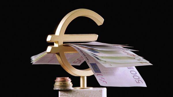 Монеты и банкноты Евро