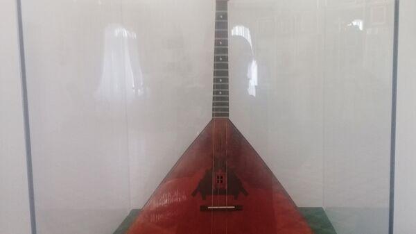 Балалайка - один из любимых инструментов царской семьи