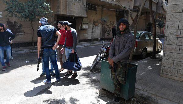 Ситуация в Сири. Архивное фото