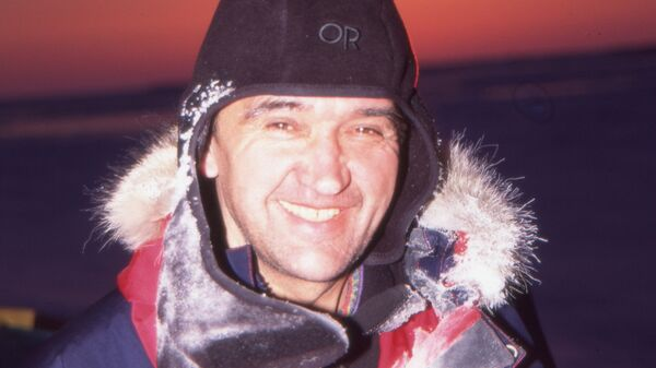 Путешественник и основатель клуба Приключение Дмитрий Шпаро