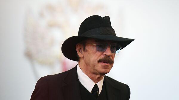 Актер Михаил Боярский