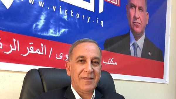 Бывший министр обороны Ирака Халед аль-Обейди
