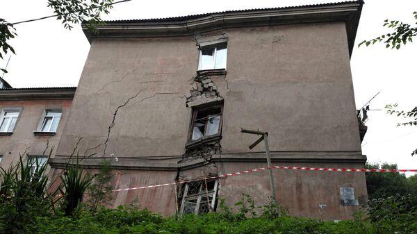 Аварийный жилой дом