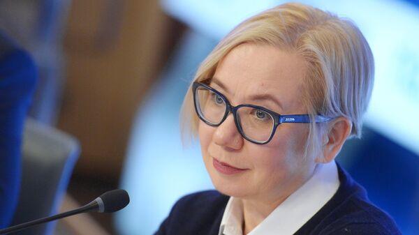 Исполнительный директор Национального фонда подготовки кадров Ирина Аржанова