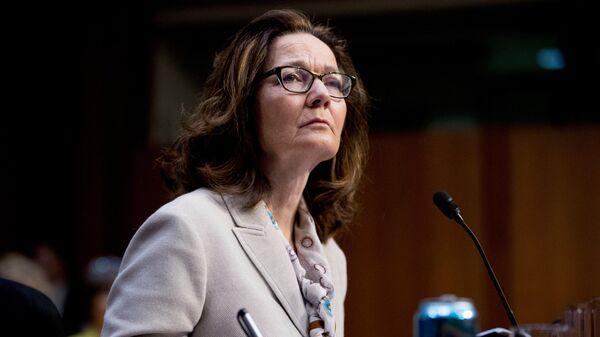 Кандидат на пост директора ЦРУ Джина Хаспел. Архивное фото