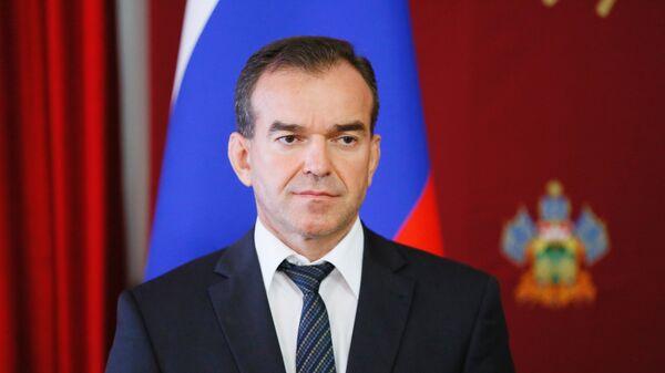 Губернатор Краснодарского края Вениамин Кондратьев