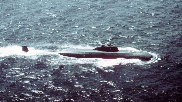 Подводная лодка проекта 671 Ёрш