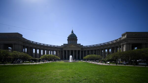 Казанский собор в Санкт-Петербурге