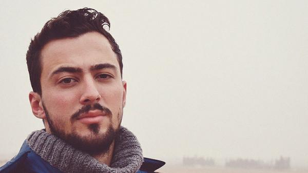 Корреспондент RT в Сирии Халед аль-Хатыб