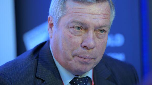 Губернатор Ростовской области Василий Голубев