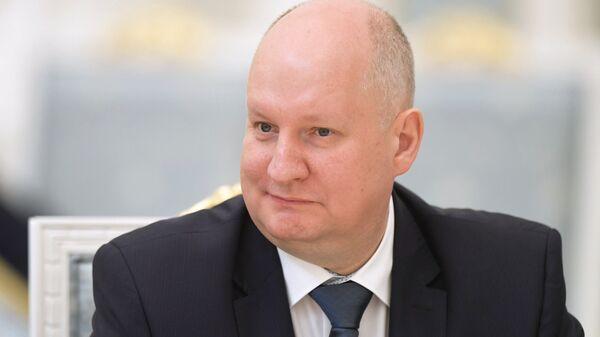 Министр РФ по делам Северного Кавказа Сергей Чеботарев. Архивное фото