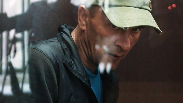 Подозреваемый в порче картины Ильи Репина Ивана Грозного и его сына в Третьяковской галерее Игорь Подпорин