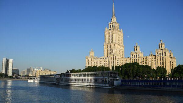 Гостиница Рэдиссон Ройал, Москва в Москве