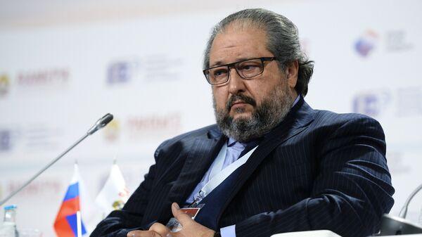 Председатель Совета директоров инвестиционной компании O1 Group Борис Минц