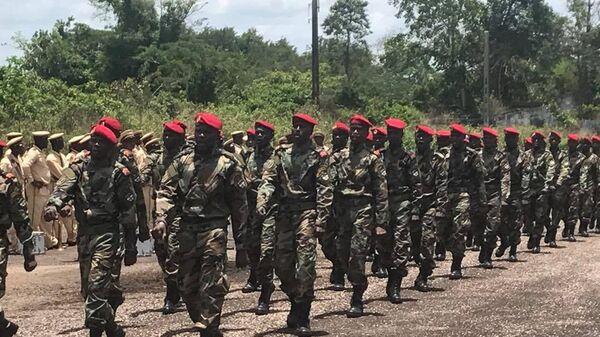 Национальная армия Центральноафриканской республики