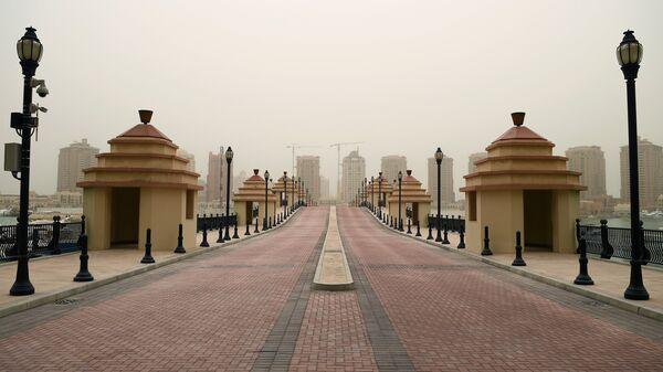 Жемчужина Катара в Дохе