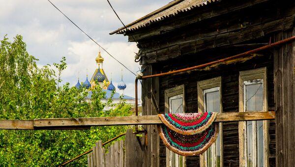 Работа участника проекта Отдыхаем в России