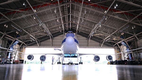 Американский самолет судного дня Boeing E-4B
