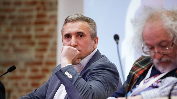 ВРИО губернатора Тюменской области Александр Моор